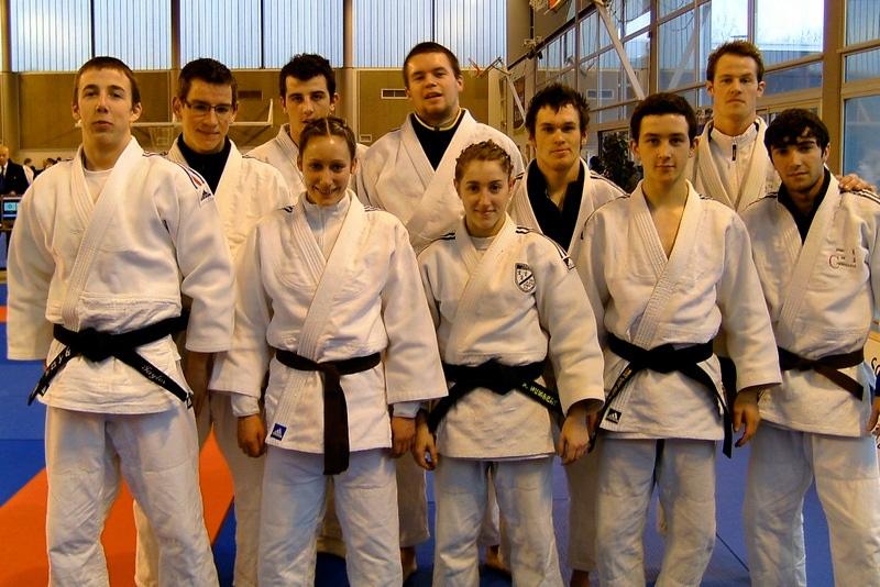 Equipe de Bretagne de Jujitsu